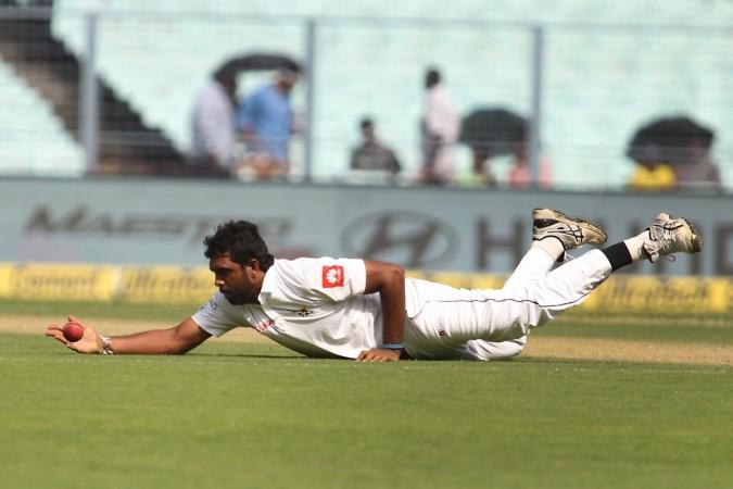 Dilruwan Perera, India vs Sri Lanka