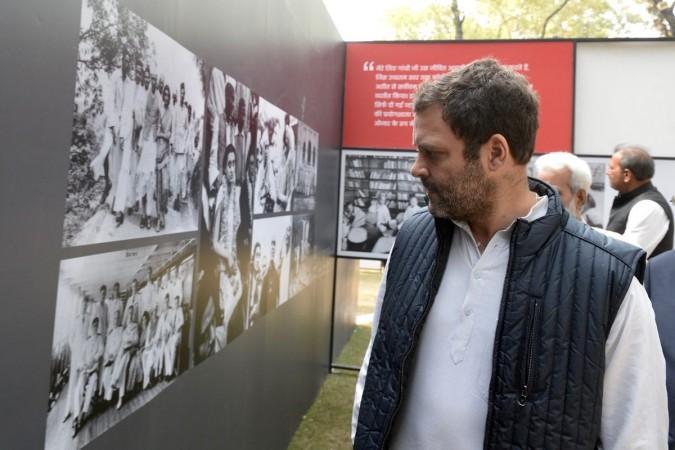 Rahul Gandhi vice president