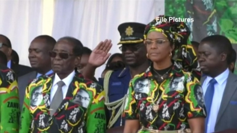 Zimbabwes ruling party sacks Robert Mugabe