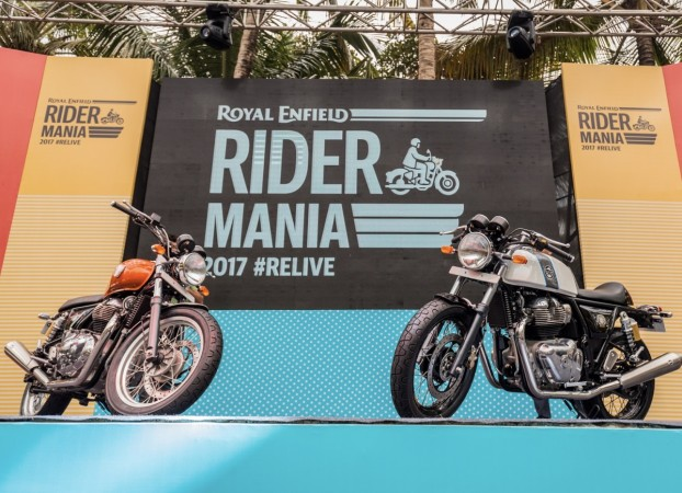 Royal Enfield Interceptor 650 and Continental GT 650