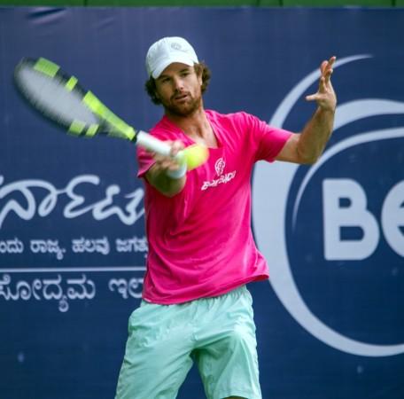 Blaz Kavcic tennis
