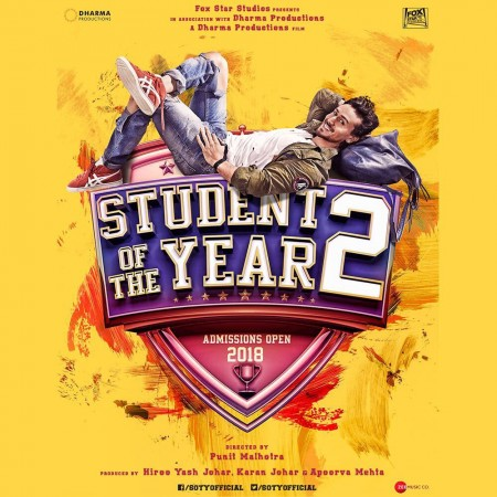Tiger Shroff's Student of the Year 2