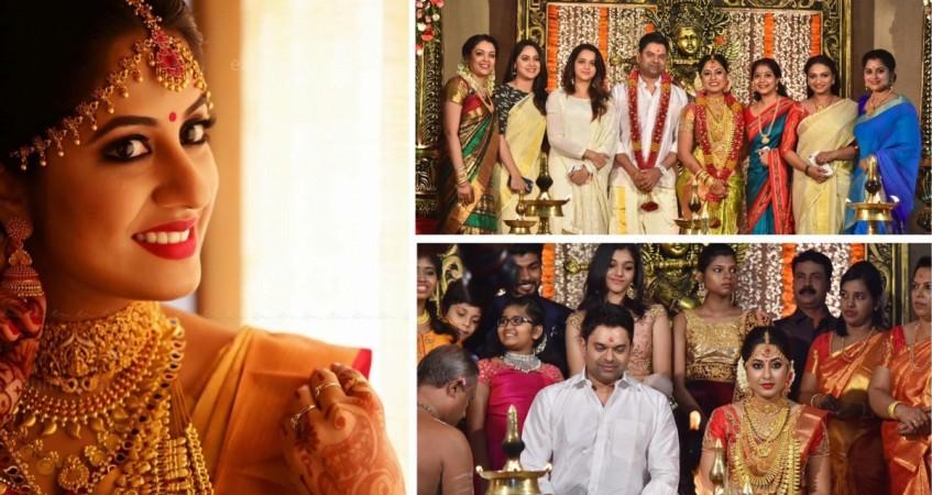 Jyothi Krishna, Jyothi Krishna wedding