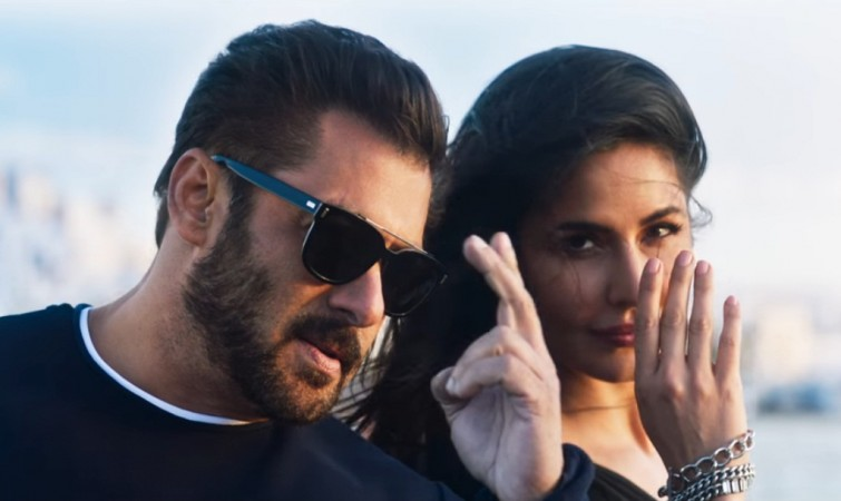 Tiger Zinda Hai Movie Song: Swag Se Swagat: Salman-Katrina's Tiger Zinda Hai Song