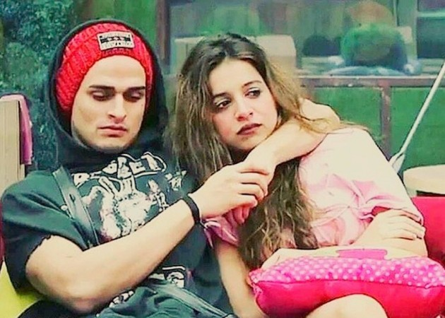 Benafsha Soonawalla and Priyank Sharma