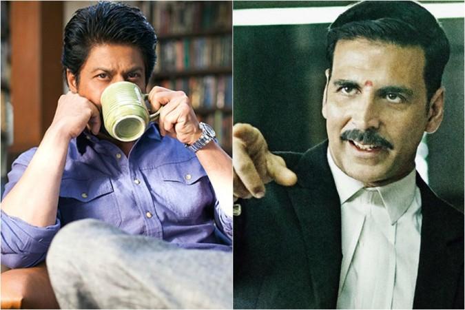 SRK Akshay KUmar