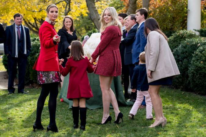 Ivanka Trump's $4,690 outfit outdoes Melania's $1,625 coat ...