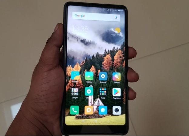 Xiaomi Mi Mix 2, Review, display, design, performance