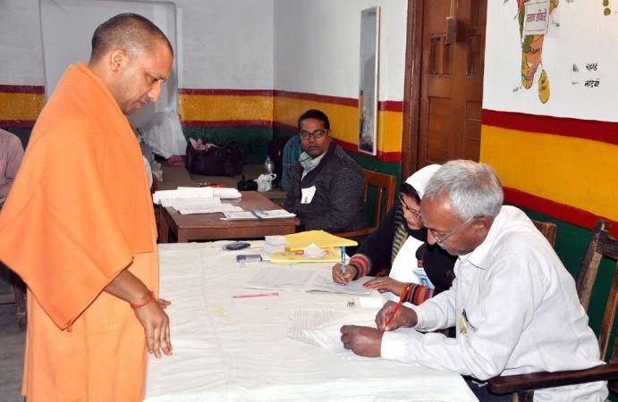 Yogi UP Civic polls