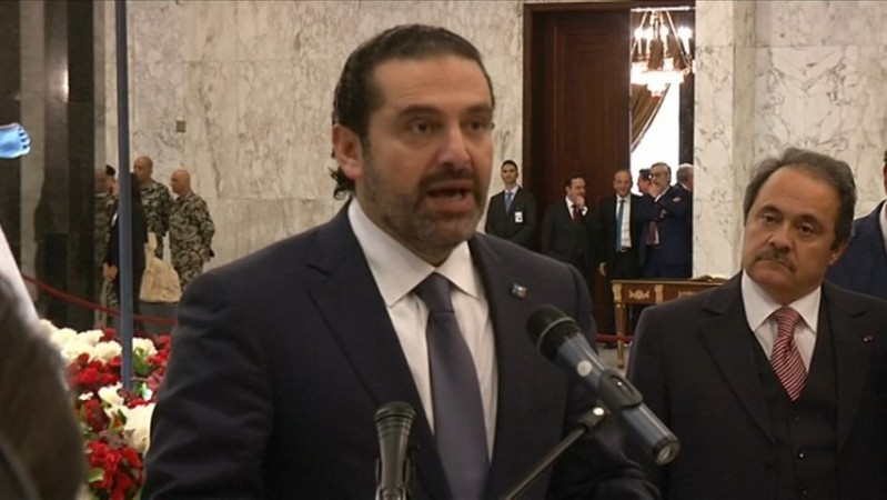 Lebanon Prime Minister Saad al-Hariri reverses resignation after returning to Beirut