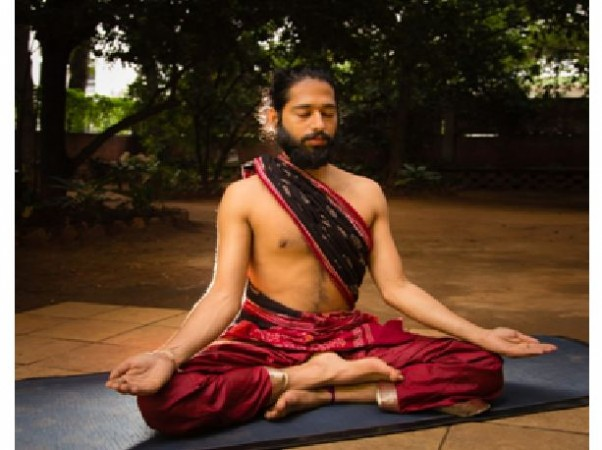 Akshar Yoga founder