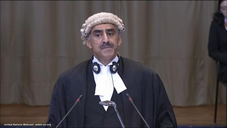 ICJ Kulbhushan