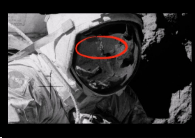 nasa, Apollo 17, hoax, conspiracy theorist,