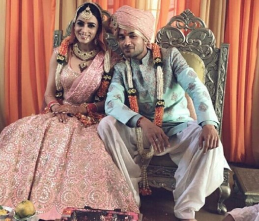 Smriti Khanna and Gautam Gupta wedding