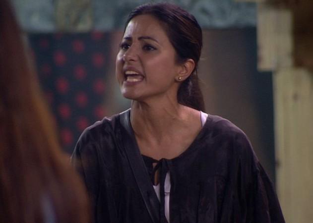 Hina Khan, Bigg Boss 11