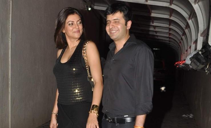 Sushmita Sen breaks up with Ritik Bhasin