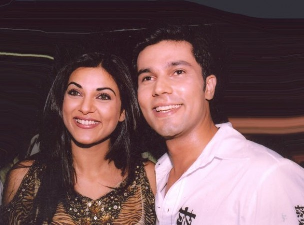 Sushmita Sen and Randeep Hooda