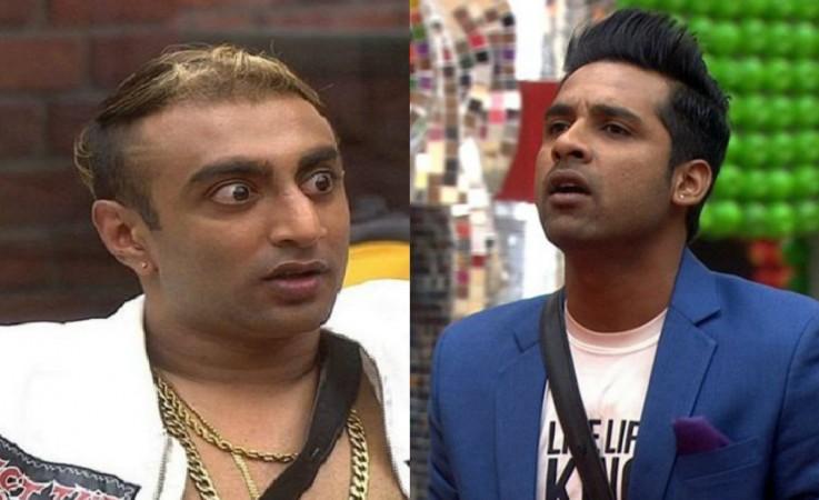 Bigg Boss 11 Contestants: Akash Dadlani and Puneesh Sharma