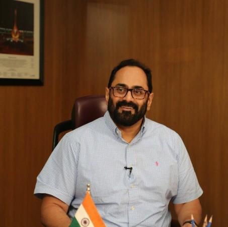 NDA vice-chairman Rajeev Chandrasekhar