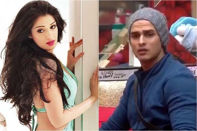 Julie 2 Raai Laxmi and Bigg Boss 11 Priyank Sharma