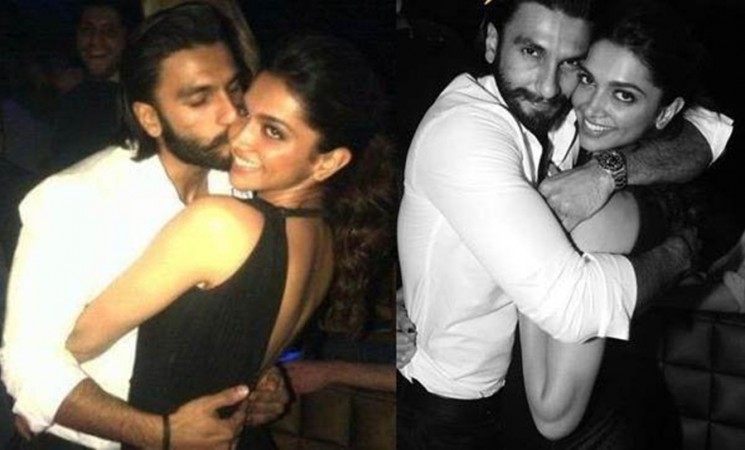Image result for images of ranveer singh with deepika padukone