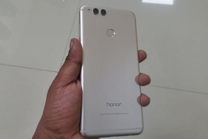 Huaweu, Honor 7X, India launch, first impression