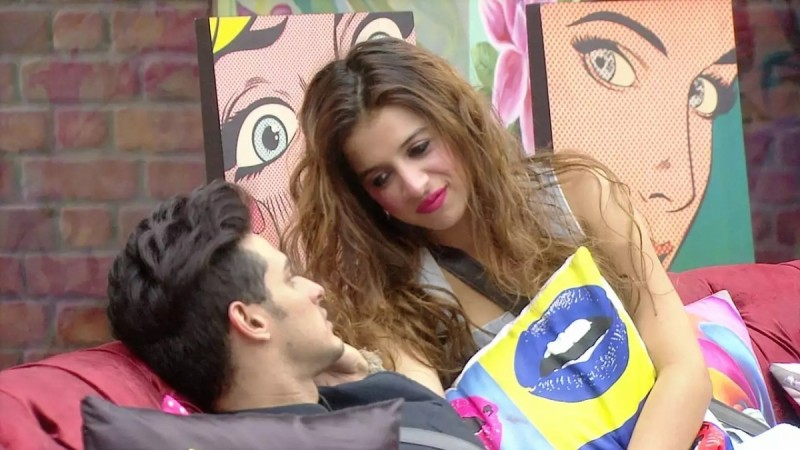 Priyank Sharma and Benafsha Soonawalla