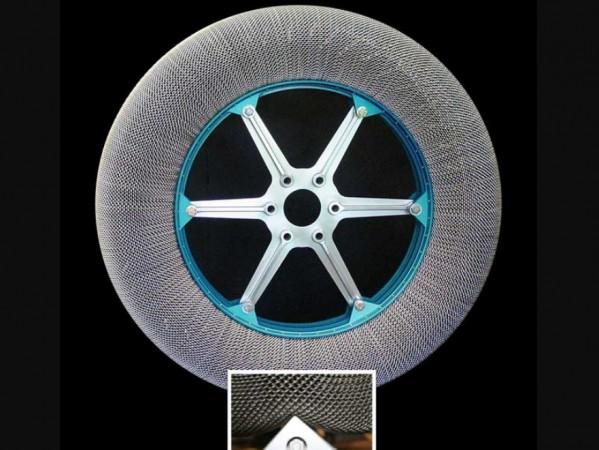 Spring Tire developed by NASA Glenn