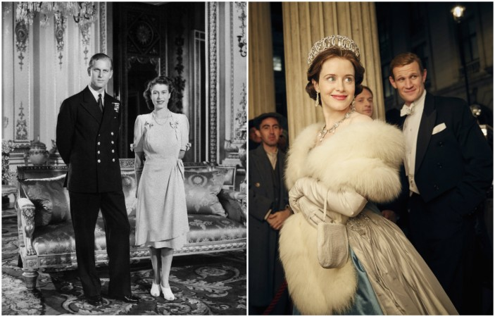 Queen Elizabeth II And Prince Philip | The Crown TV series