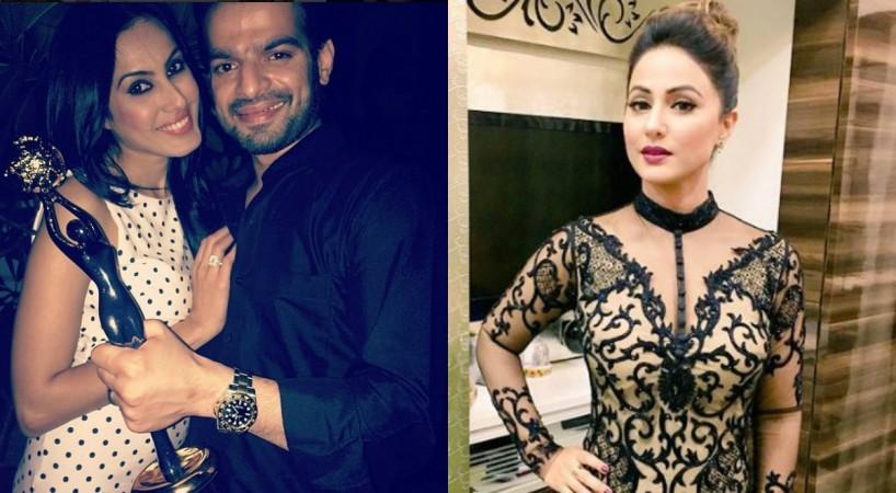 Kamya Punjabi, Karan Patel, Hina Khan