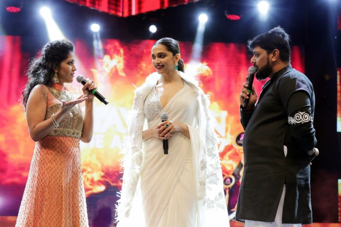 Deepika Padukone, Asiavision Movie Awards 2017