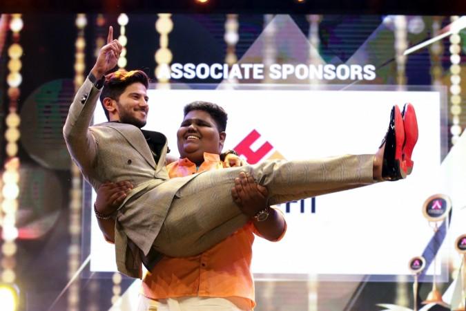 Dulquer Salmaan, Asiavision Movie Awards 2017, Vaishnav Girish