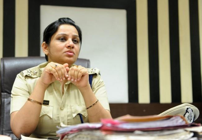 D Roopa DIG Bengaluru Central Jail