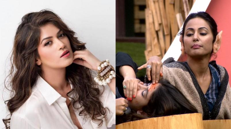 Bandgi Kalra, Hina Khan