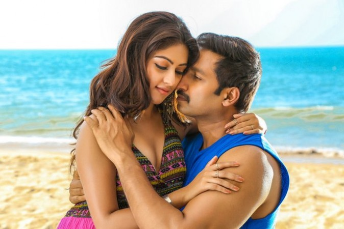Telugu movie Oxygen