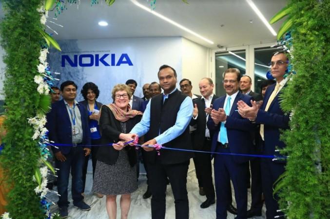 Nokia, Innovation Day 2017, Bengaluru R&D facility