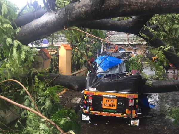 Cyclone Ockhi: At Least 8 Dead In Tamil Nadu, Kerala