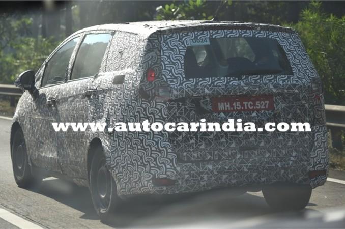 Mahindra Premium MPV
