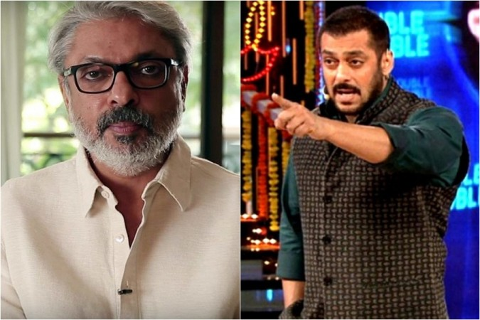 Salman Khan, Sanjay Leela Bhansali