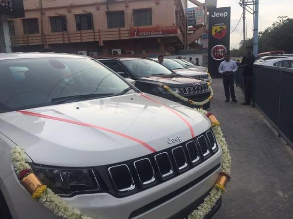 Jeep India dealership