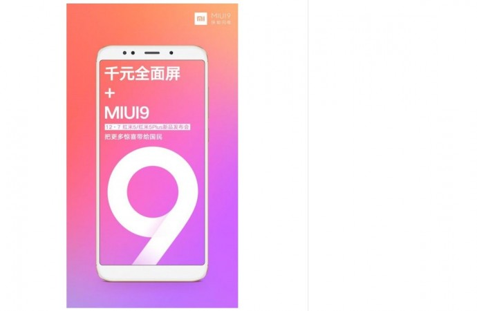 Xiaomi, Redmi 5, weibo, teaser, image leak, specifications