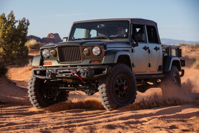 Jeep Crew Chief 715