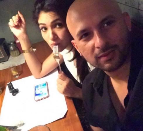 Ridhima Pandit and Eshaan Roshan breakup