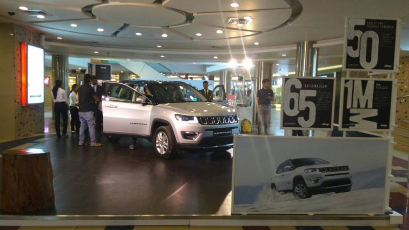Jeep India dealership, Jeep India dealership assault