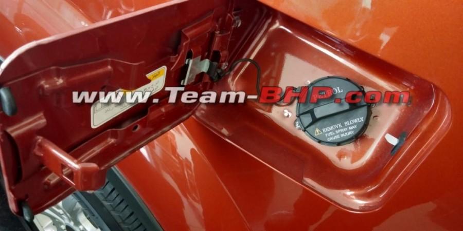 Mahindra XUV500 petrol