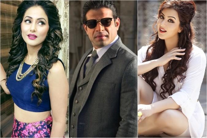 Hina Khan, Shilpa Shinde, Karan Patel