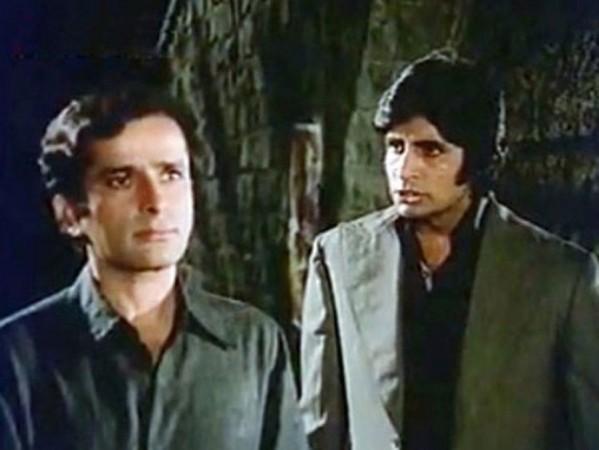 Shashi Kapoor Deewar