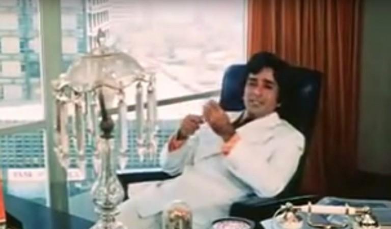 Shashi Kapoor Roti kapda aur makaan