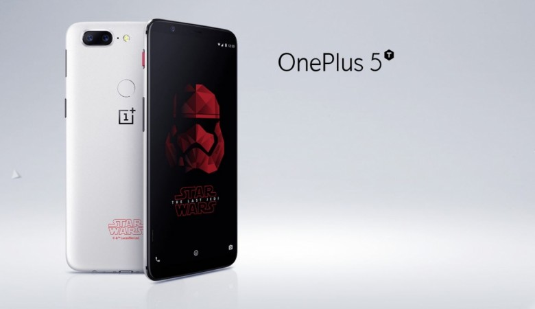 OnePlus 5T Star Wars edition, launch, India, price, release date, features