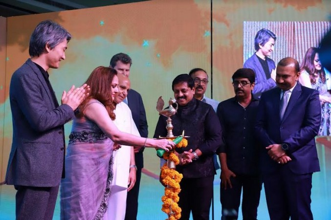 Jayaprada inaugurates the third edition of Indywood Film Carnival